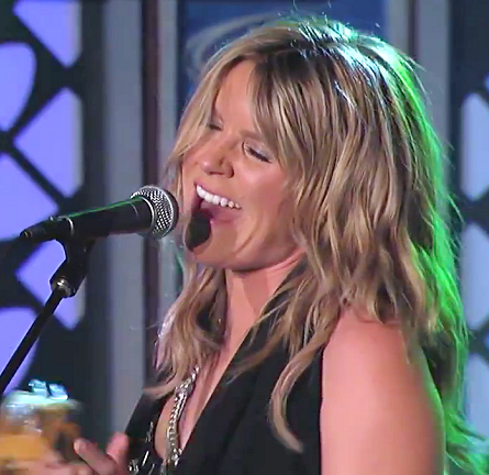 Get The Look: Grace Potter Rocks 'Jimmy Kimmel Live'!