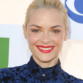 Jaime King in Stella McCartney | CW, CBS & Showtime 2012 Summer TCA Party