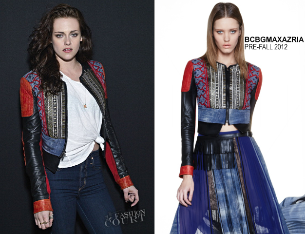 Kristen Stewart's SWATH Press Junket Round Up: Part 1