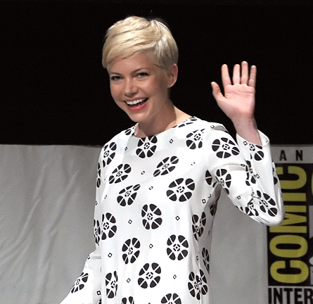 Michelle Williams in Giulietta | Comic-Con 2012: 'Oz: The Great and Powerful'
