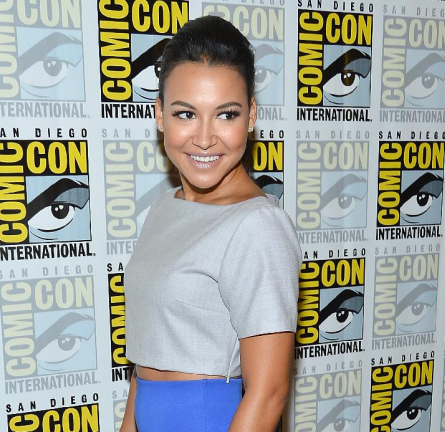 Naya Rivera in Razan Alazzouni and H&M | Comic-Con 2012: 'Glee'