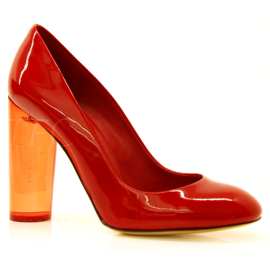 Stella McCartney Summer 2012 Perspex Heel Pumps