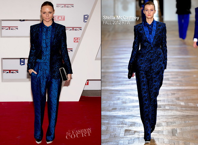 Stella McCartney in Stella McCartney | UK's Creative Industries Reception