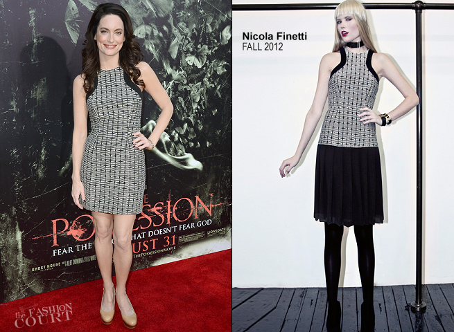 Alex Lombard in Nicola Finetti | 'The Possession' Hollywood Premiere