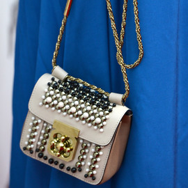 Chloe ELISE Studded Bag
