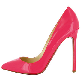 Christian Louboutin Hot Pink PIGALLE Pumps