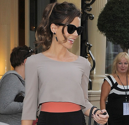 Kate Beckinsale in Paule Ka | 'Total Recall' Press in London
