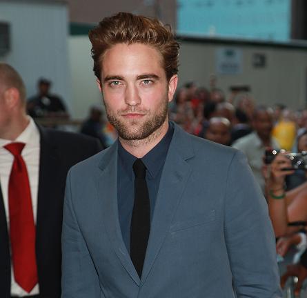 Robert Pattinson in Gucci   'Cosmopolis' NYC Premiere