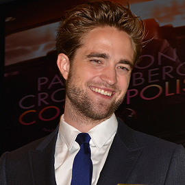 Robert Pattinson in Gucci | Ringing the Opening Bell at The New York Stock Exchange