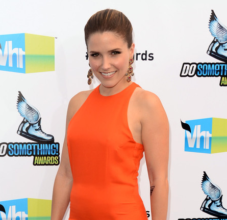 Sophia Bush in Olcay Gulsen | 2012 Do Something Awards