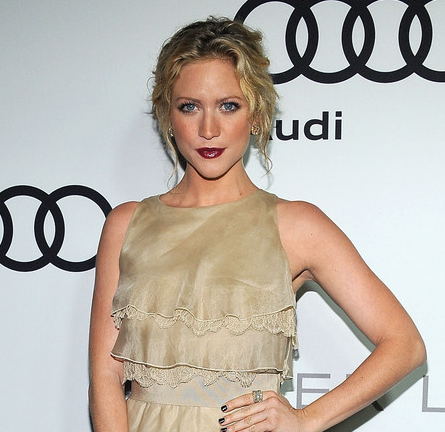 Brittany Snow in MaxMara | Audi And Derek Lam Kick Off Emmy Week 2012