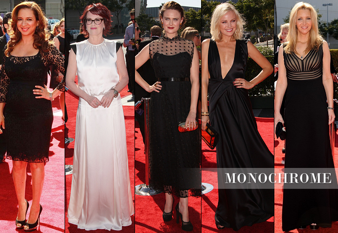 2012 Creative Arts Emmy Awards: Fashion Round-Up