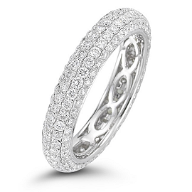 Dana Rebecca Designs White Gold MELISSA LOUISE Ring
