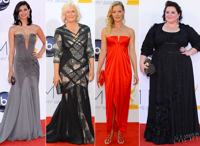 2012 Primetime Emmy Awards: Fashion Round-Up