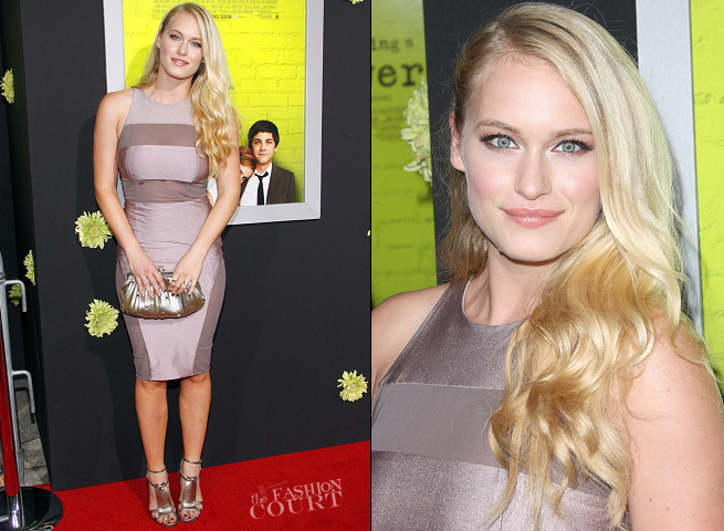 Leven Rambin in Thomas Wylde | 'The Perks of Being a Wallflower' LA Premiere