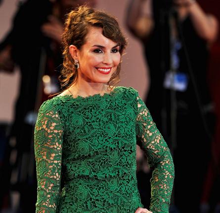 Noomi Rapace in Valentino | 'Passion' Premiere - 2012 Venice International Film Festival