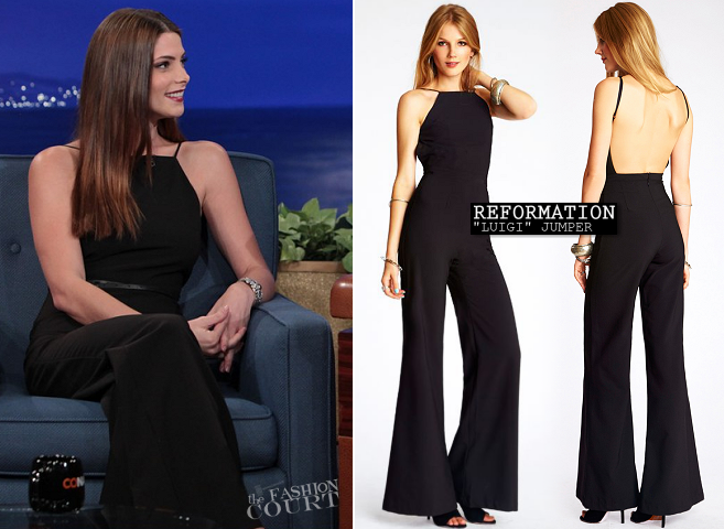 Ashley Greene in The Reformation | 'CONAN'