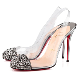 Christian Louboutin EPOCA 100mm Sandals