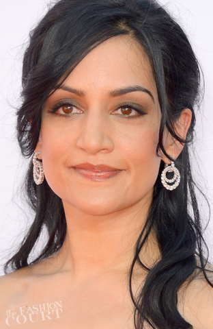 Emmy Beauty: Archie Panjabi's Natural Look