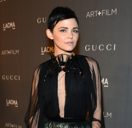 Ginnifer Goodwin in Gucci | LACMA 2012 Art + Film Gala
