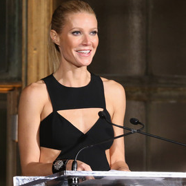 Gwyneth Paltrow in Michael Kors | God's Love We Deliver 2012 Golden Heart Awards