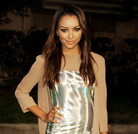 Kat Graham in Chalayan | 2012 Environmental Media Awards
