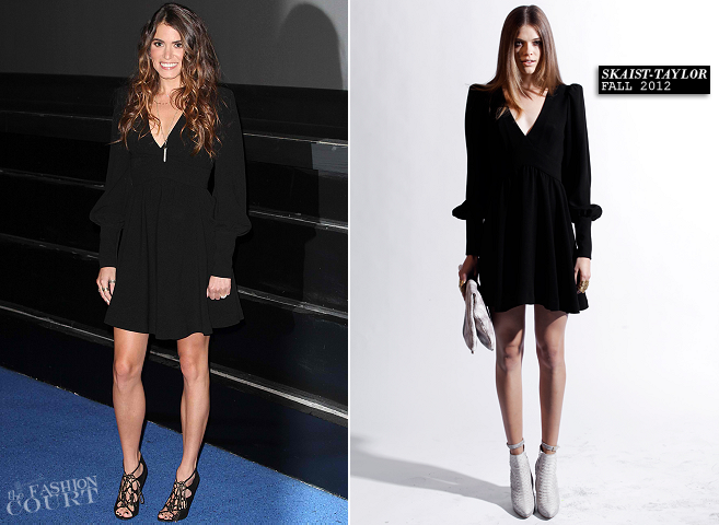 Nikki Reed in Skaist-Taylor | 'The Twilight Saga: Breaking Dawn - Part 2' London Photocall