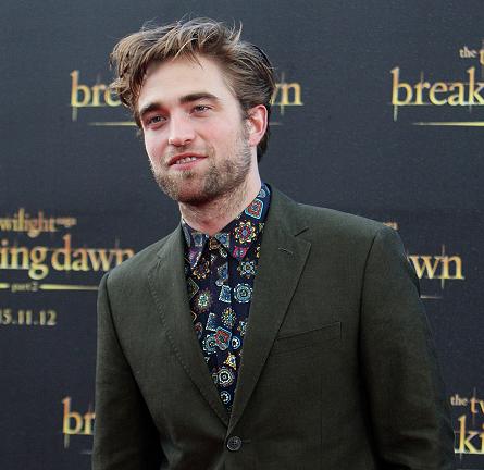 Robert Pattinson in Kenzo   'The Twilight Saga: Breaking Dawn - Part 2' Australian Fan Event