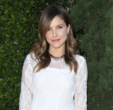 Sophia Bush in Katharine Kidd | Rape Treatment Center Fundraiser