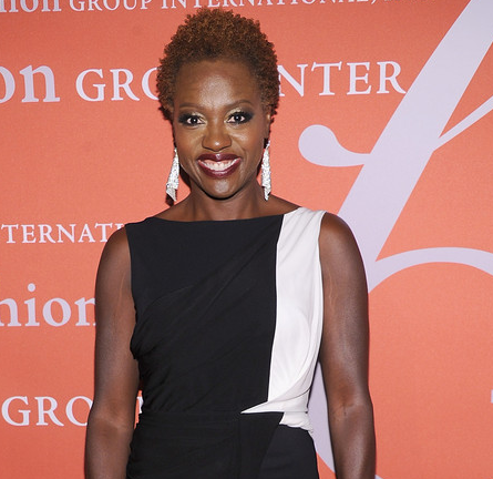 Viola Davis in MaxMara | 29th Annual Fashion Group International Night Of Stars