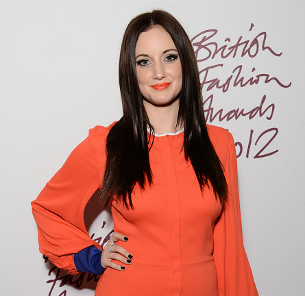 Andrea Riseborough in Roksanda Ilincic | British Fashion Awards 2012