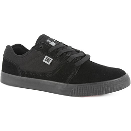 DC Shoes TONIK S Black Monochrome Sneakers