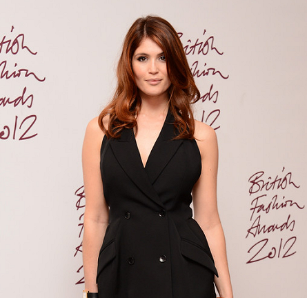 Gemma Arterton in Stella McCartney | British Fashion Awards 2012