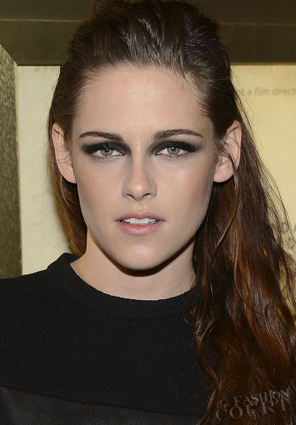 Cat Woman: Beau Nelson Gave Kristen Stewart Smoky Feline Eyes!