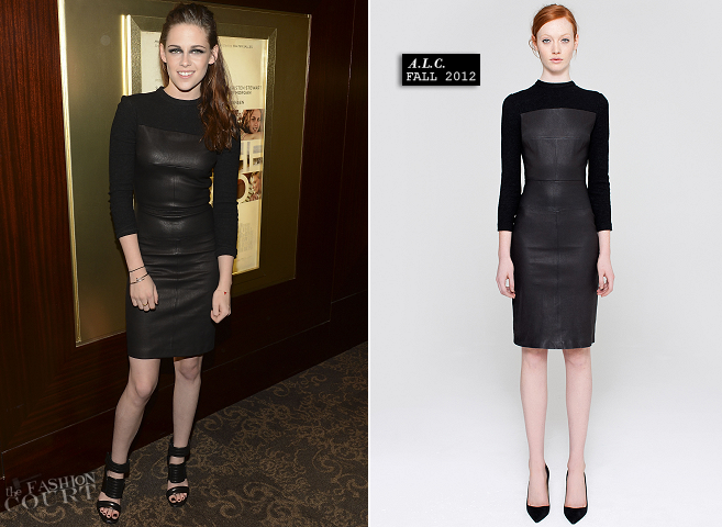 Kristen Stewart in A.L.C. | 'On The Road' Private NYC Screening
