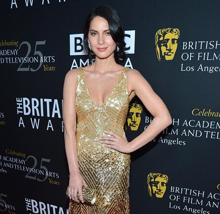 Olivia Munn in Temperley London | 2012 BAFTA Los Angeles Britannia Awards