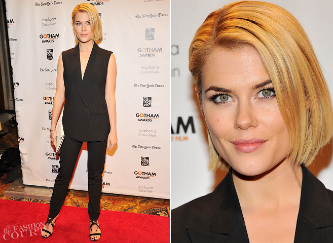 Rachael Taylor in Theyskens' Theory | Gotham Independent Film Awards 2012