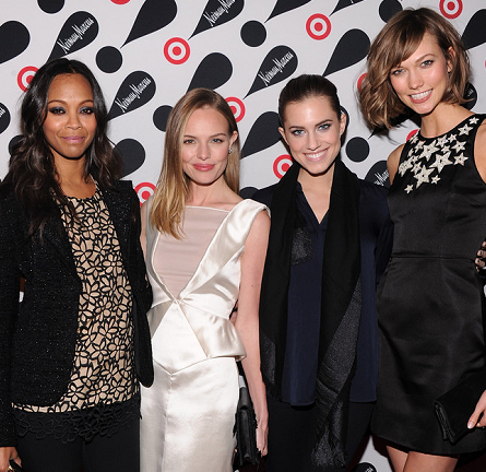 Target + Neiman Marcus Holiday Collection Launch Event: Best Dressed