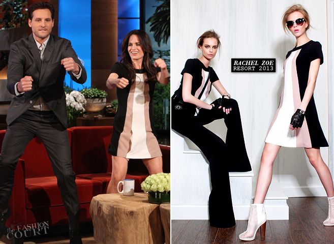 Elizabeth Reaser in Rachel Zoe | NBC's 'The Ellen DeGeneres Show'