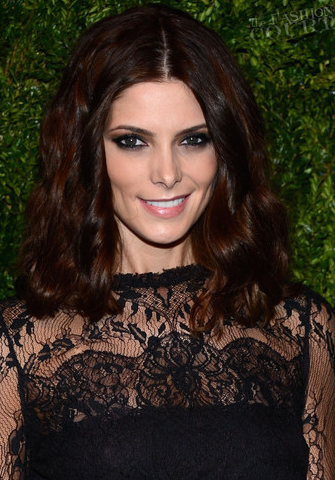 Ashley Greene's Rockstar Curls for the CFDA/Vogue Fashion Fund Awards!