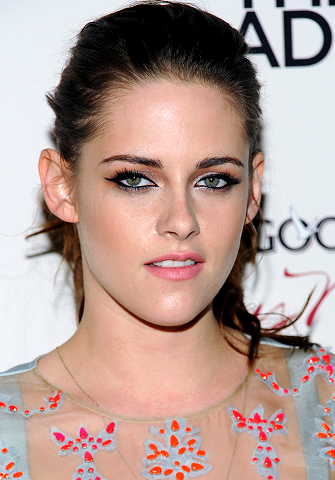 Kristen Stewart's Retro Cat Eyes for the 'On The Road' New York Premiere!