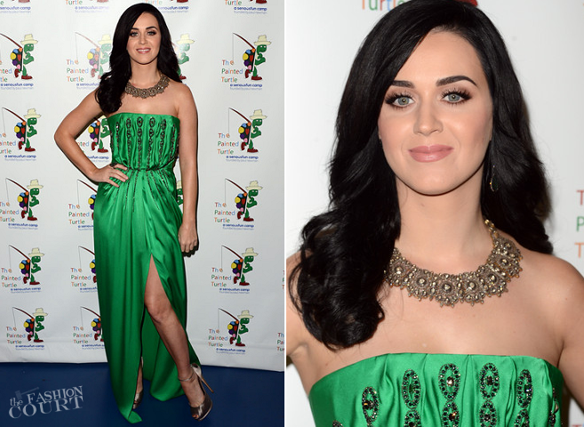Katy Perry in Yves Saint Laurent | A Celebration of Carole King and Her Music