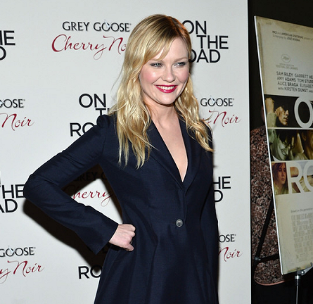 Kirsten Dunst in Christian Dior | 'On The Road' New York Premiere