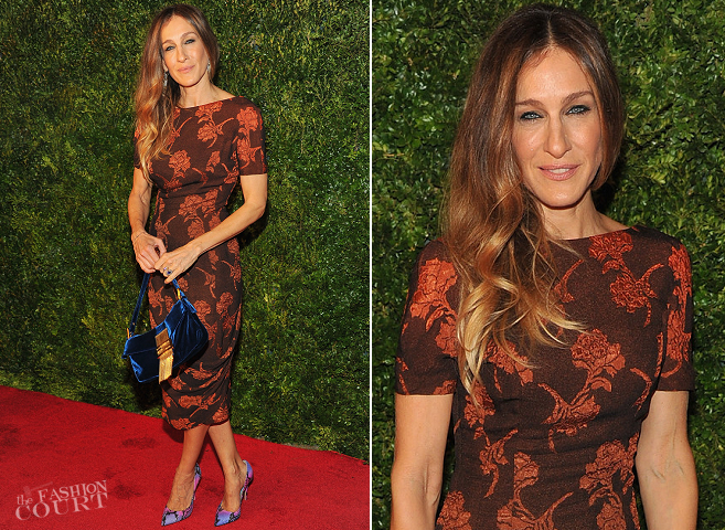 Sarah Jessica Parker in Vintage | HBO's In Vogue: The Editor's Eye Screening