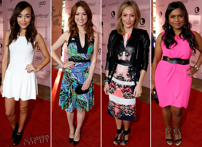 The Hollywood Reporter's Power 100: Women In Entertainment Breakfast 2012