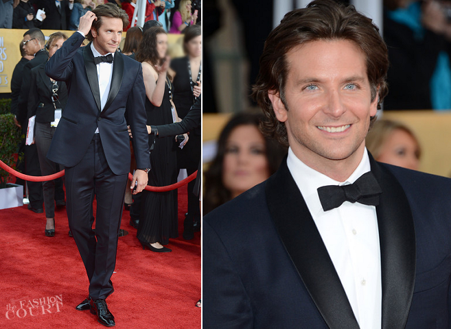 Bradley Cooper in Tom Ford | 2013 SAG Awards