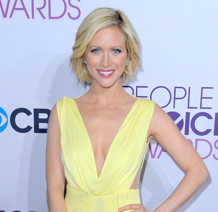 Brittany Snow in Maria Lucia Hohan | People's Choice Awards 2013