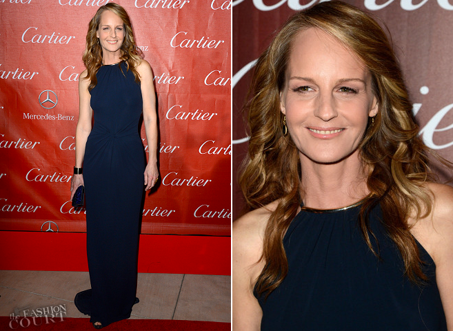 Helen Hunt in Michael Kors | Palm Springs International Film Festival Awards Gala 2012