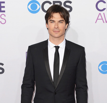 Ian Somerhalder in Dior Homme | People's Choice Awards 2013