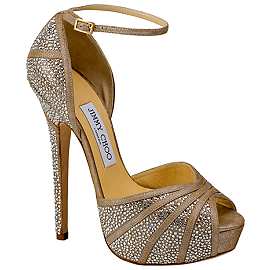 Jimmy Choo Crystal KALPA Spring 2013 Sandals